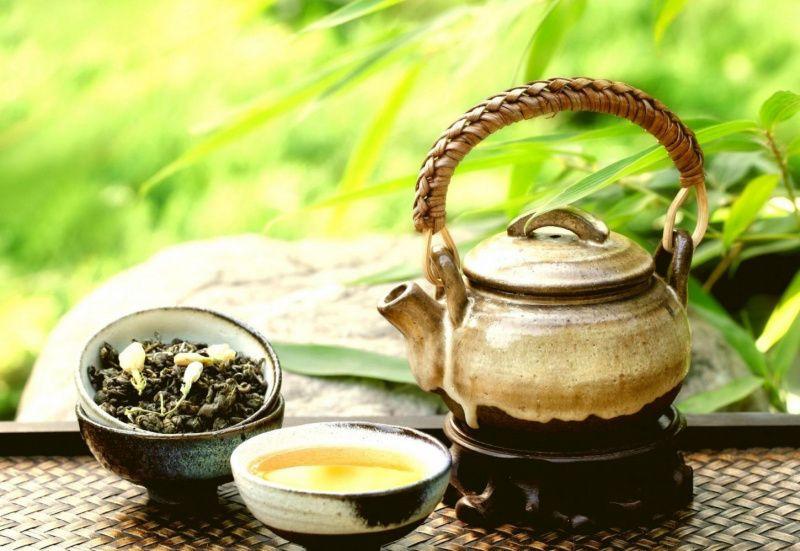 Польза и вред зеленого чая, полезные свойства зеленого чая